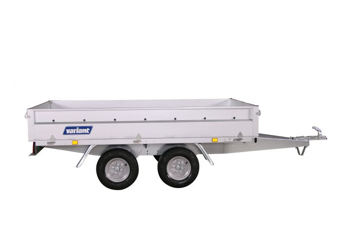 En robust og stærk trailer