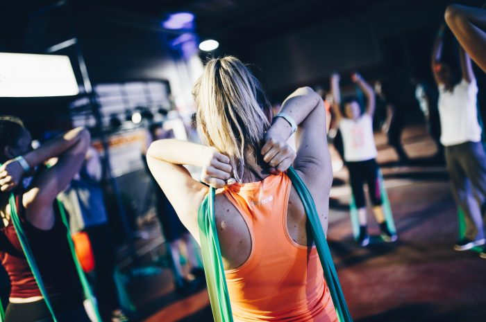 Træning med træningselastikker er for alle